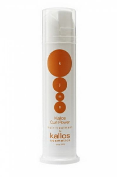 Kallos KJMN CURL POWER  na vlny 100 ml