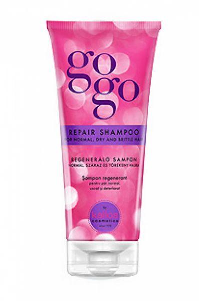 KALLOS GOGO regeneračný šampón 200 ml DARČEK