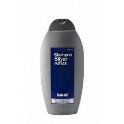 KALLOS Silver reflex strieb.šampón 350 ml