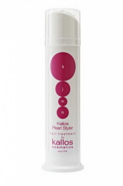 Kallos KJMN PEARL STYLER - gél na vlasy, 100 ml