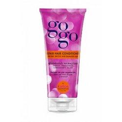 KALLOS GOGO REPAIR HAIR CONDITIONER - kondicionér na suché, lámavé a poškodené vlasy 200 ml