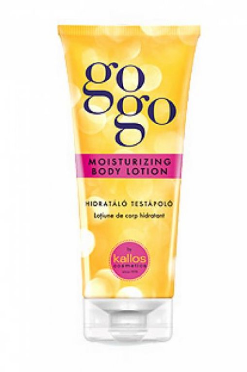 Kallos Gogo hydratačné telové mlieko 200 ml DARČEK