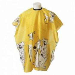 BraveHead 5580 - pláštěnka dětská na stříhání, žlutá, na háček
