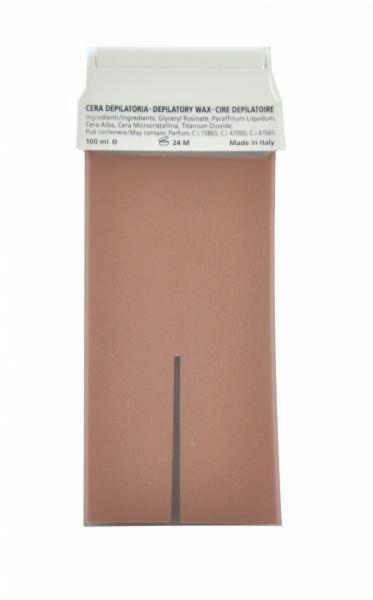 Kallos depilačný vosk CHOCOLATE 100 ml