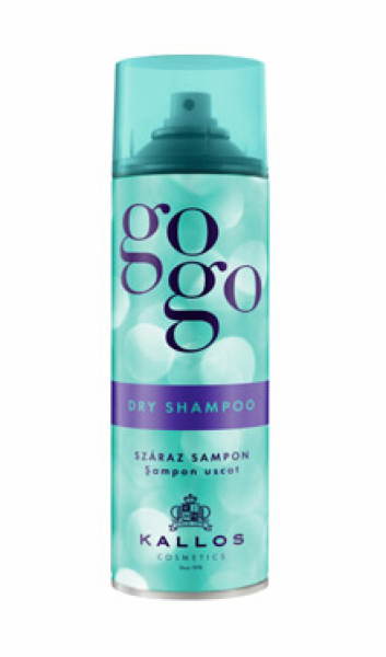 Kallos gogo Dry shampoo - suchý šampón 200 ml