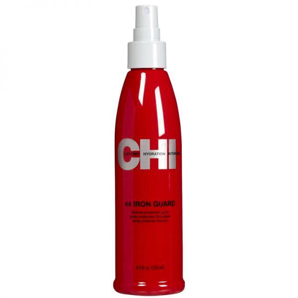 CHI 44 Iron Guard thermal protectig spray - termoochranný, vyhladzujúci spray, objem 237 ml