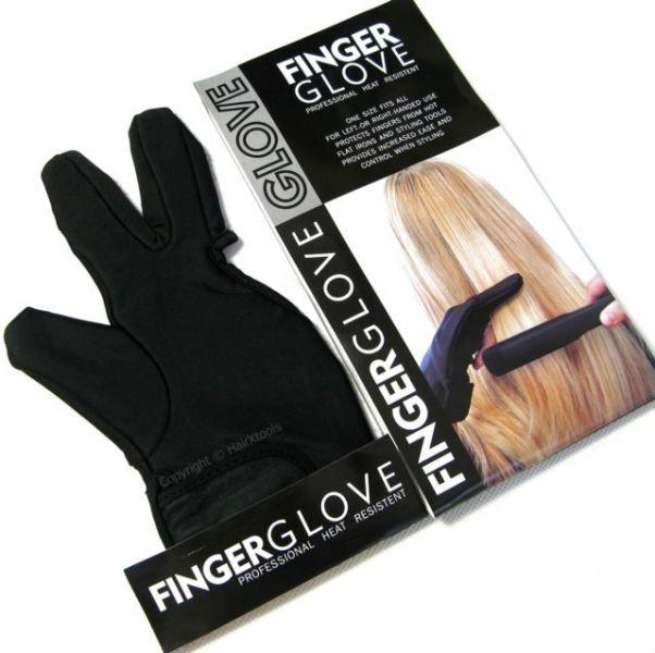 Ochranná rukavice při žehlení a kulmování vlasů 9520
