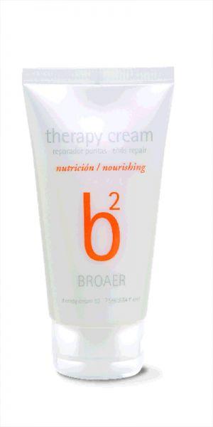 Krém na konečky vlasů - Broaer therapy cream, 75 ml
