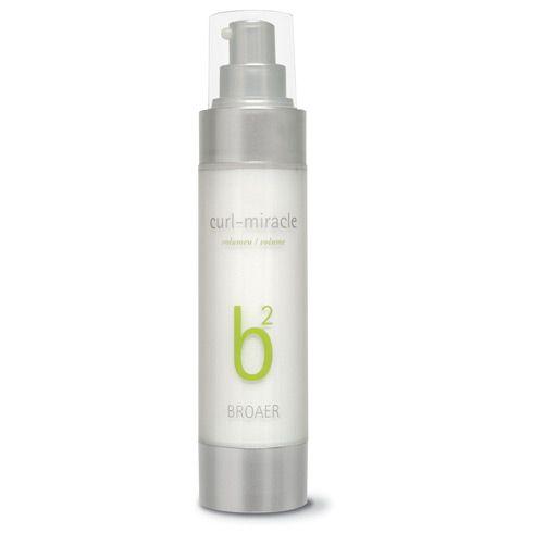 Krém na revitalizaci kudrnatých vlasů - Broaer CURL - MIRACLE, 100 ml