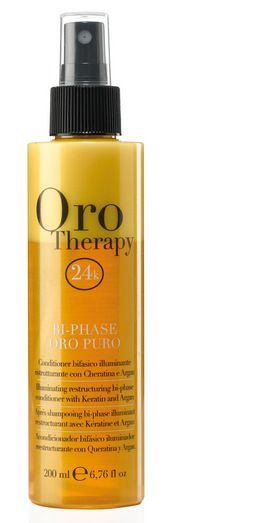 Fanola Oro therapy Bi-Phase - 2 - fázový kondicionér na vlasy, 200 ml