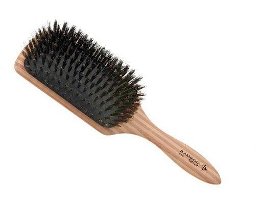 Sibel BAMBOO 540 - kefa na rozčesávanie vlasov