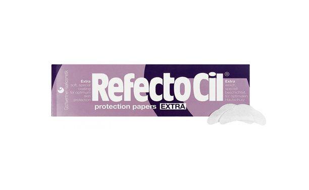 RefectoCil ochranné papieriky EXTRA, 80 ks/bal