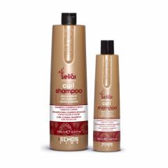 Echosline Seliár CURL shampoo - výživný šampon na kudrnaté vlasy