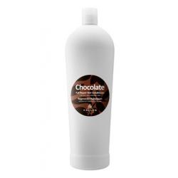 Kallos Chocolate Full Repair hair shampoo - intenzivní regenerační šampon na vlasy, 1000 ml