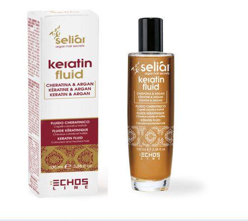Seliár KERATIN fluid - keratínový fluid s argánovým olejom, 100 ml