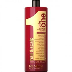 Uniq One hair & scalp shampoo - šampon a kondicionér s 10-ti účinky, 1000 ml