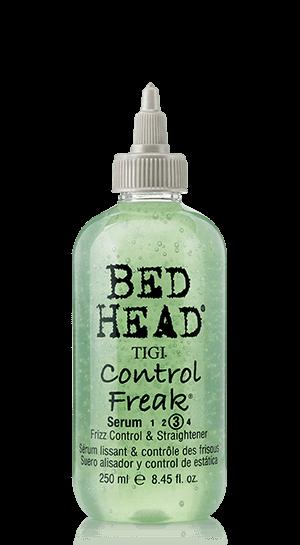 Bed head TIGI Control Freak serum - sérum na kontrolu a vyrovnání vlasů, 250 ml