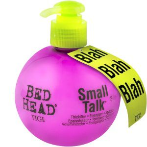 Bed head TIGI Small Talk - gélový krém na vlasy 3 v 1, 200 ml