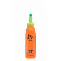 Bed Head TIGI Straighten Out cream - narovnávajúci krém na vlasy, 120 ml