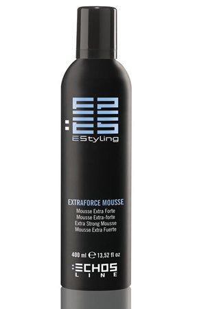Echosline EXTRA force mousse - pěnové tužidlo s extra silnou fixací, 400 ml