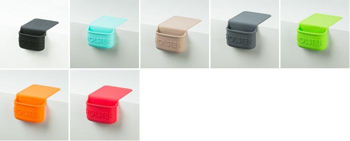 Hot Iron Lil Holster Mini - silikonový držák malých předmětů v domácnosti či salonu