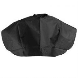Wako 5850 - kadeřnická pláštěnka na ramena zákazníka při stříhání, barvení, nylon, na suchý zip