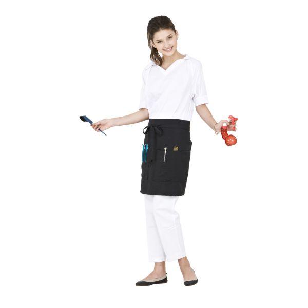 Wako Artisan mini apron 5818 - kadernícka zástera do pása, univerzálna veľkosť