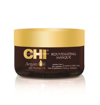 CHI Argan Oil Rejuvenating Masque - omladzujúca, intenzívne vyživujúca maska na vlasy, 237 ml