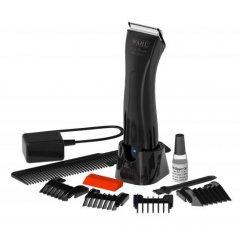Wahl BERETTO Stealth - profesionální strojek na vlasy 4212-0471 + Gembird - stlačený vzduch, 400 ml