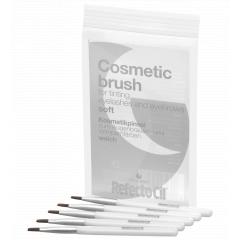 RefectoCil soft brush - mäkký kozmetický štetček na farbenie obočia, 1 ks