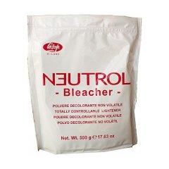 Lisap Milano NEUTROL Bleacher - vysoce účinný odbarvovací prášek 500g