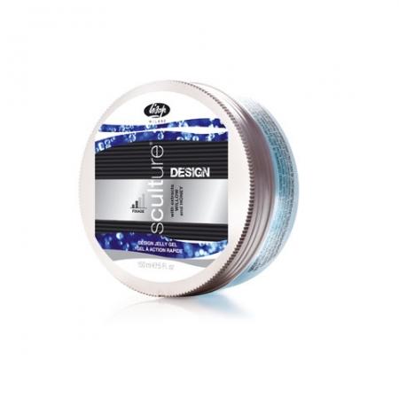 Lisap Sculture DESIGN JOLLY gel - gél na vlasy pre dlhodobú fixáciu, 150 ml