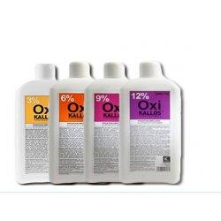 Kallos OXI Cream - krémový parfémovaný peroxid, 1000ml