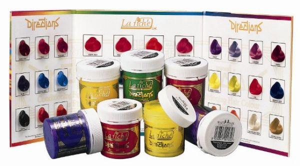 La riché Directions - crazy farba na vlasy, 88 ml