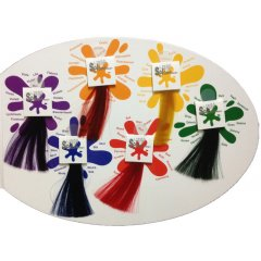 Lisap Milano Splasher - multifunkční krémová barva, 60 ml