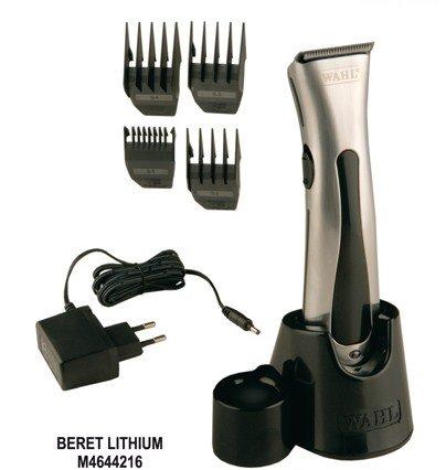 Wahl BERET 8841 - kontúrovací strihací strojček na vlasy + Gembird - stlačený vzduch, 400 ml