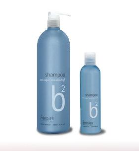 Broaer b2 anti dandruff shampoo - šampón proti lupinám