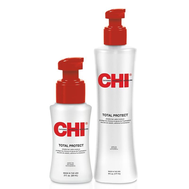 CHI Total Protect Lotion - ochrana vlasov pred tepelným stylingom