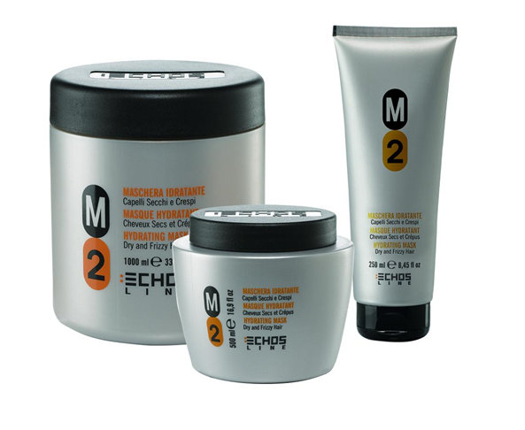 Echosline M2 - hydratačná maska na vlasy