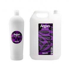 Kallos Argan shampoo - argánový šampón na farbené vlasy