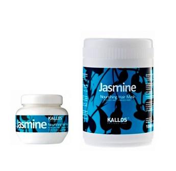 Kallos Jasmine Nourishing mask - regeneračně hydratační maska na vlasy