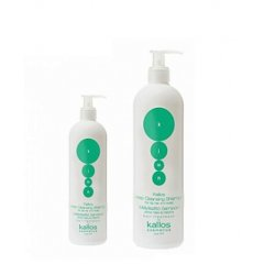 Kallos KJMN DEEP shampoo - šampón na mastné vlasy