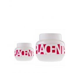 Kallos Placenta mask - regeneračná maska pre suché a poškodené vlasy