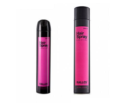 Kallos Prestige extra strong - extra silne tužiaci lak na vlasy