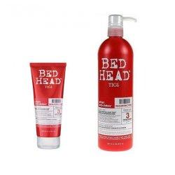 TIGI Bed Head Resurrection Conditioner - kondicionér na poškodené vlasy