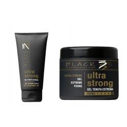 BLACK Styling Ultra Strong Gel - modelovací gel na vlasy ultra silně tužící