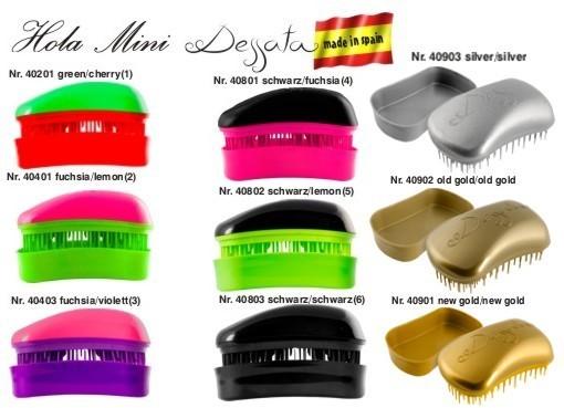 Dessata Mini ® - profesionální kartáč na vlasy