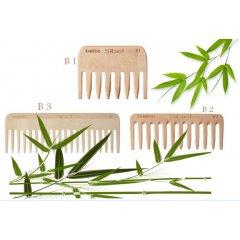Sibel BAMBOO Combs - hřeben na vlasy z bambusu