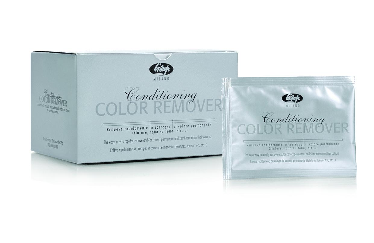 Lisap COLOR REMOVER - profesionálny odstraňovač farby, 25 gr