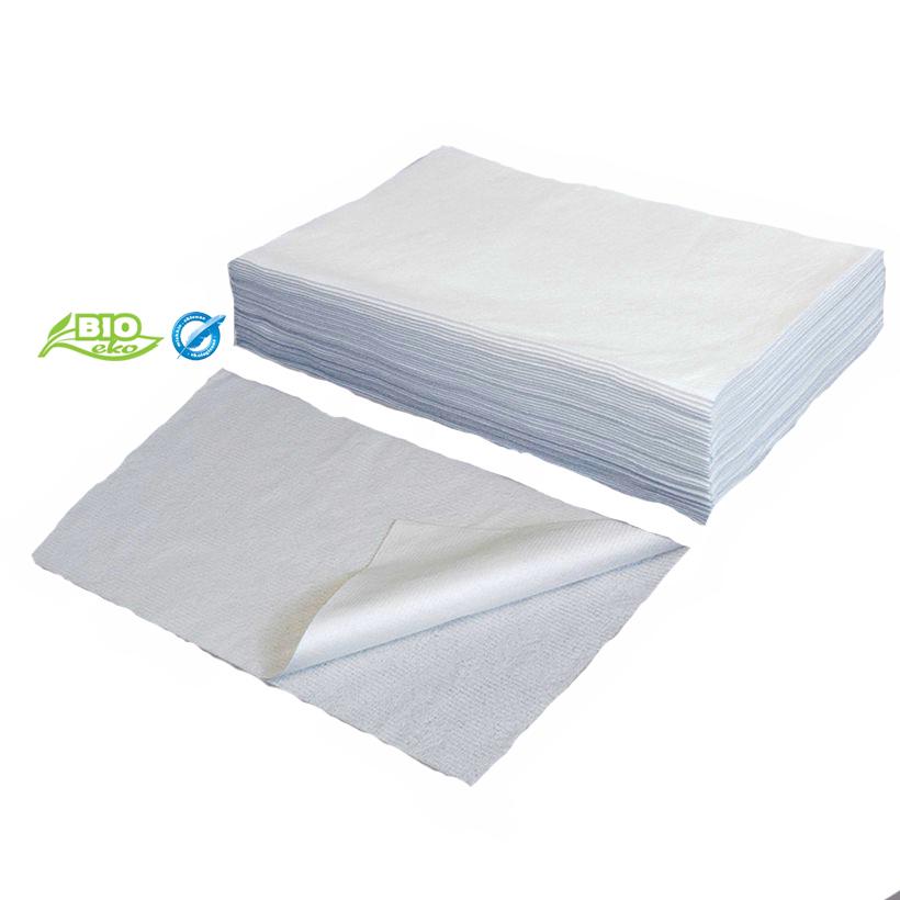 Jednorázový uterák BIO ECO BF03/50F, BF03/100F 70x50 cm -  z netkanej textílie